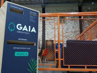GAIA Box de mdf | Projetada para receber eletrônicos menores e portáteis