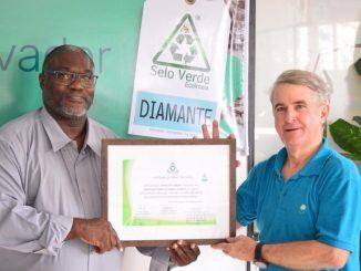 Polo Salvador recebe Selo Verde Ecolmeia Diamante