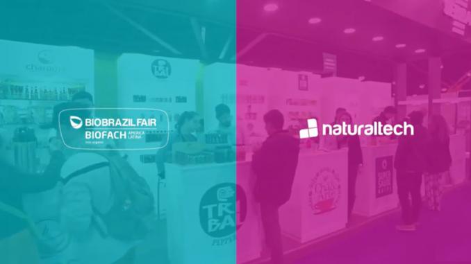 a RETAIL WEEK Bio Brazil Fair|Biofach America Latina e Naturaltech