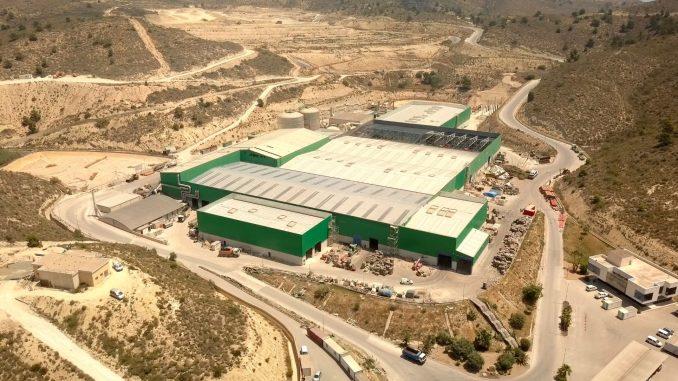 FCC Medio Ambiente, localizada em na província de Alicante na Espanha.
