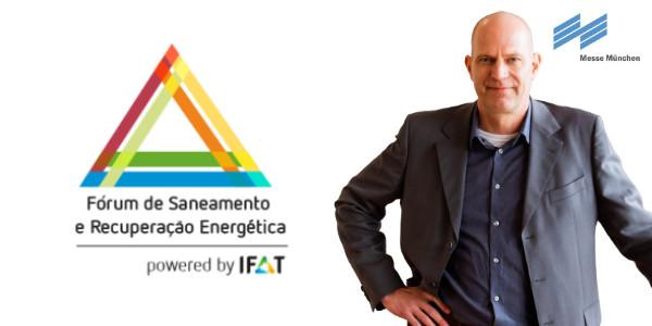 Rolf Pickert, CEO da Messe München do Brasil