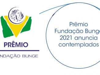 o Prêmio Fundação Bunge chega a sua 65ª edição